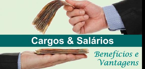 Cargos e Salários: benefícios e vantagens