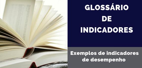Glossário de Indicadores de Desempenho
