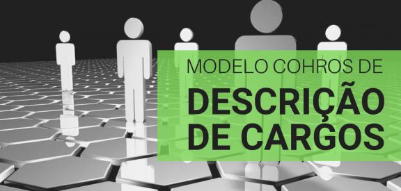 Modelo Cohros de Descrição de Cargos