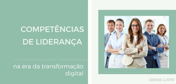 E-BOOK - Competências de Liderança na Era da Transformação Digital