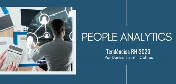 People Analytics - Tendências RH 2020